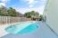 Beautiful saltwater pool