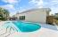 Beautiful inviting pool with lots of room to play and relax!