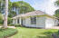 Front home with circular driveway. Easy entrance lots of parking