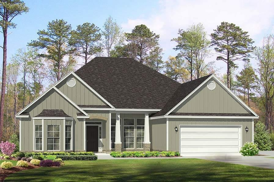 Welcome to Lakeview in beautiful Santa Rosa Beach! The Emma is a 3 bed, 2 bath floor plan. Located j