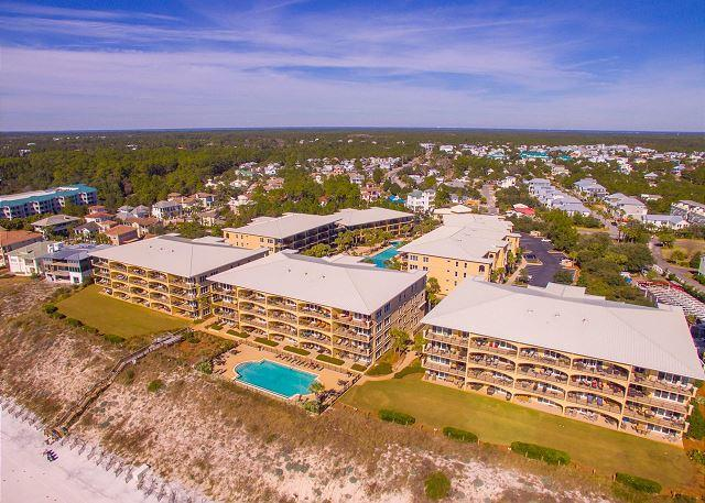 Incredible gulf front, end unit at the amazing ADAGIO! Take in the most incredible west facing views from all of the windows and your private balcony in this 3rd floor unit. This unit was never on a rental program and has been extremely well cared for by its owners. New HVAC, ductwork, carpet, and more replaced in 2018. There are TWO (2) underground parking spaces near the elevator that convey with the unit!! ADAGIO is an incredible community with a huge, resort-style pool in the center as well as a heated gulf front pool. Other amenities include a fitness center, sauna, hot tub, community grills, gated access, and more.