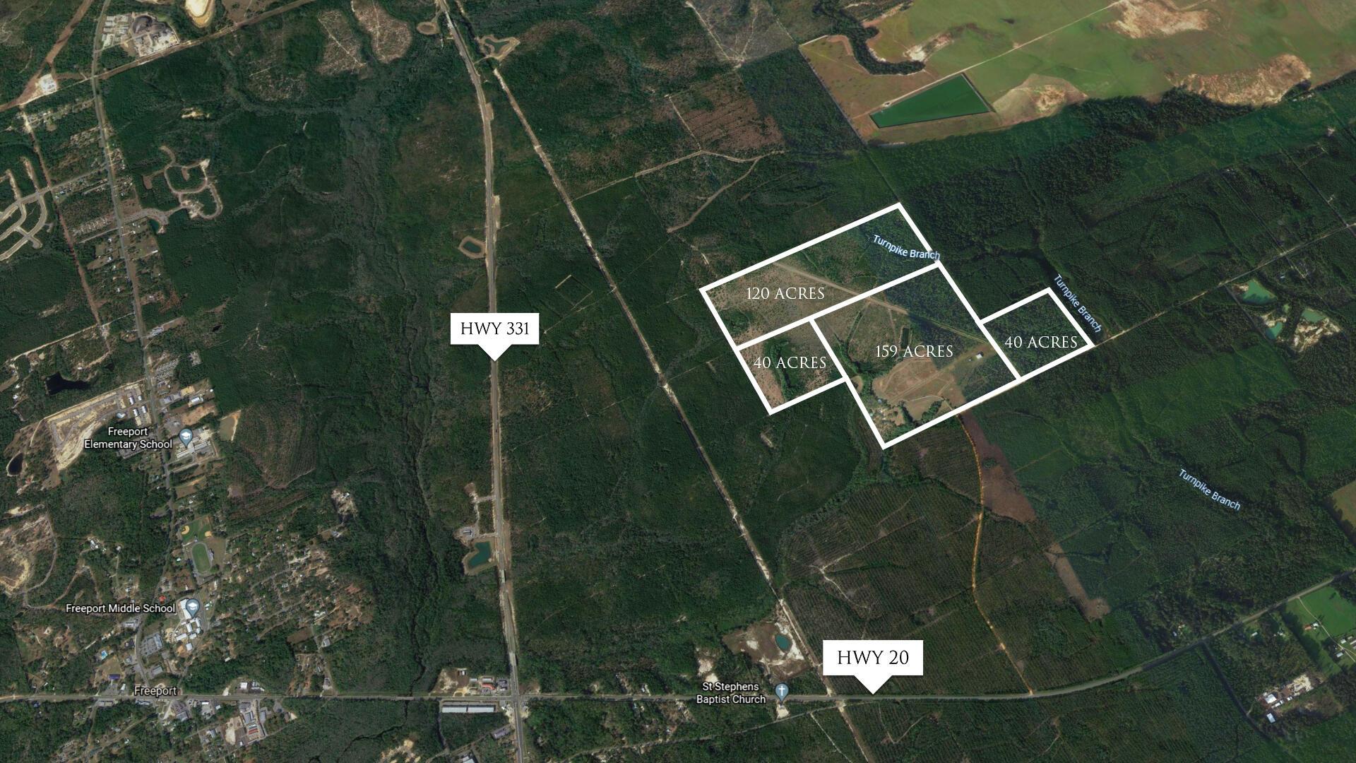 Combined + acreage