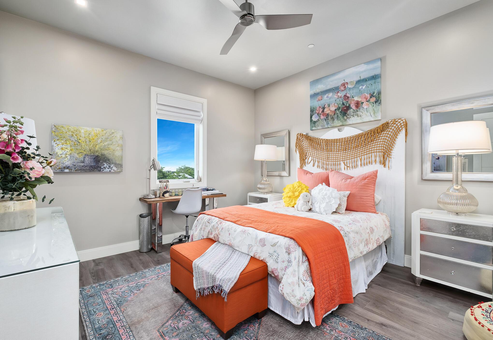 Second Master - Guest Bedroom 4
