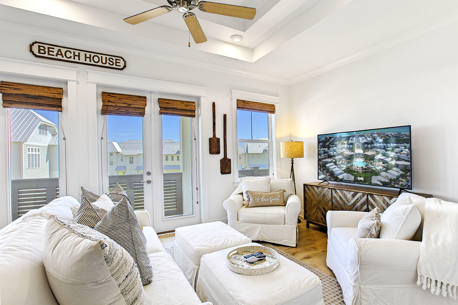 SeaSet Skies is a gorgeous, fully furnished, turnkey luxury townhome located at the Prominence resor