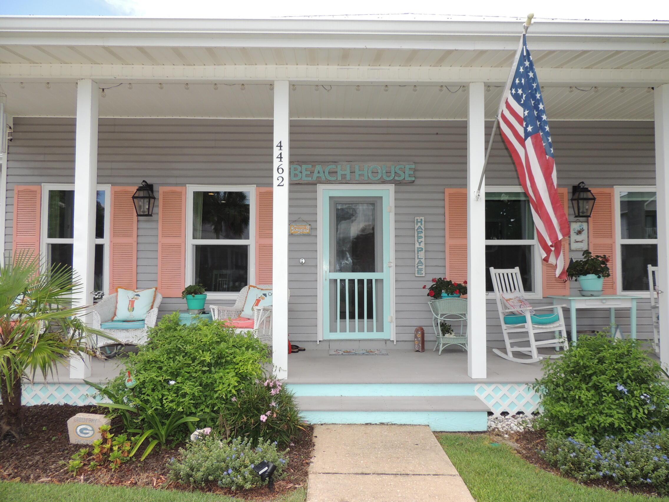 Porch view