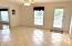 Spacious Suite Living Room
