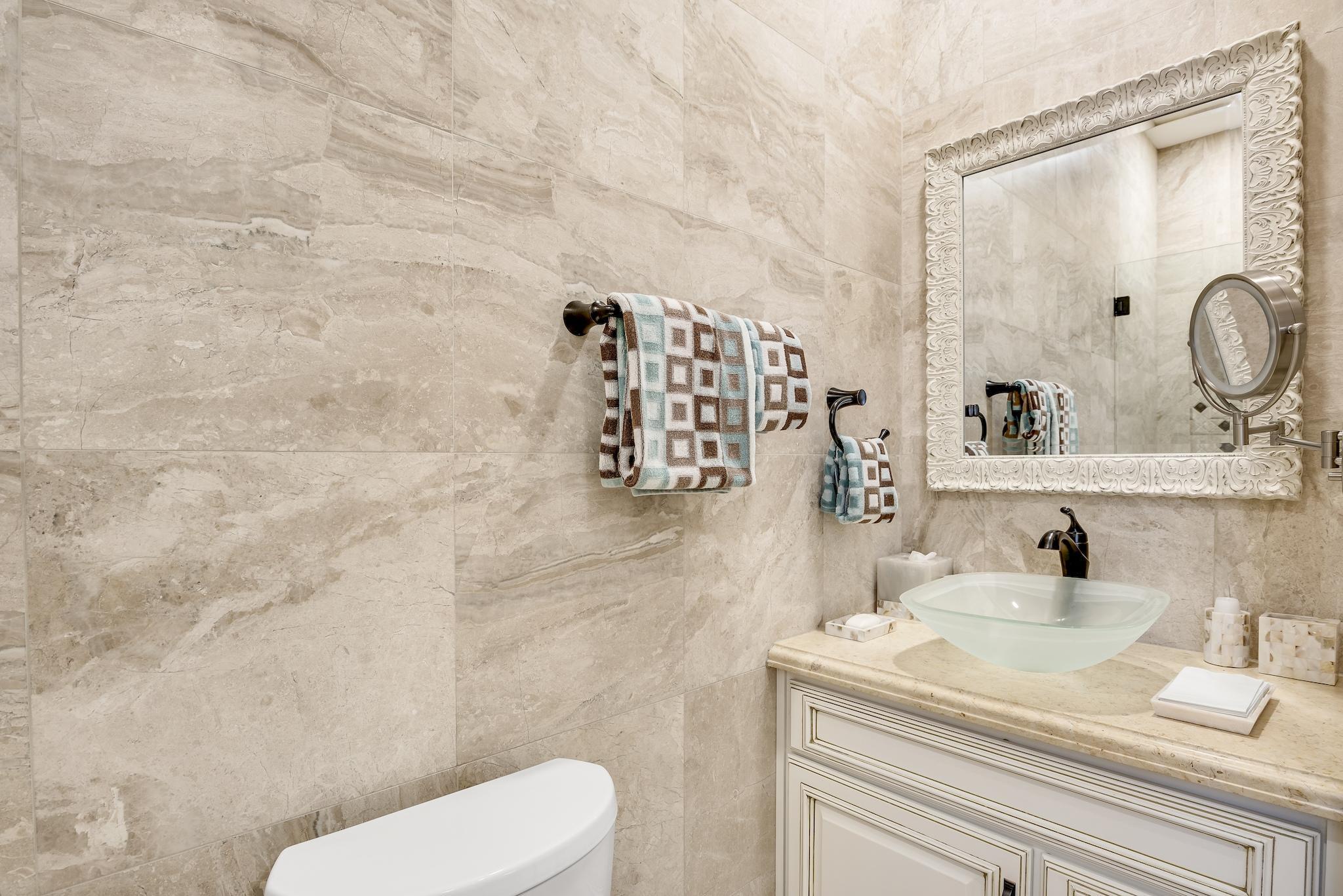 Additional Guest Bathroom