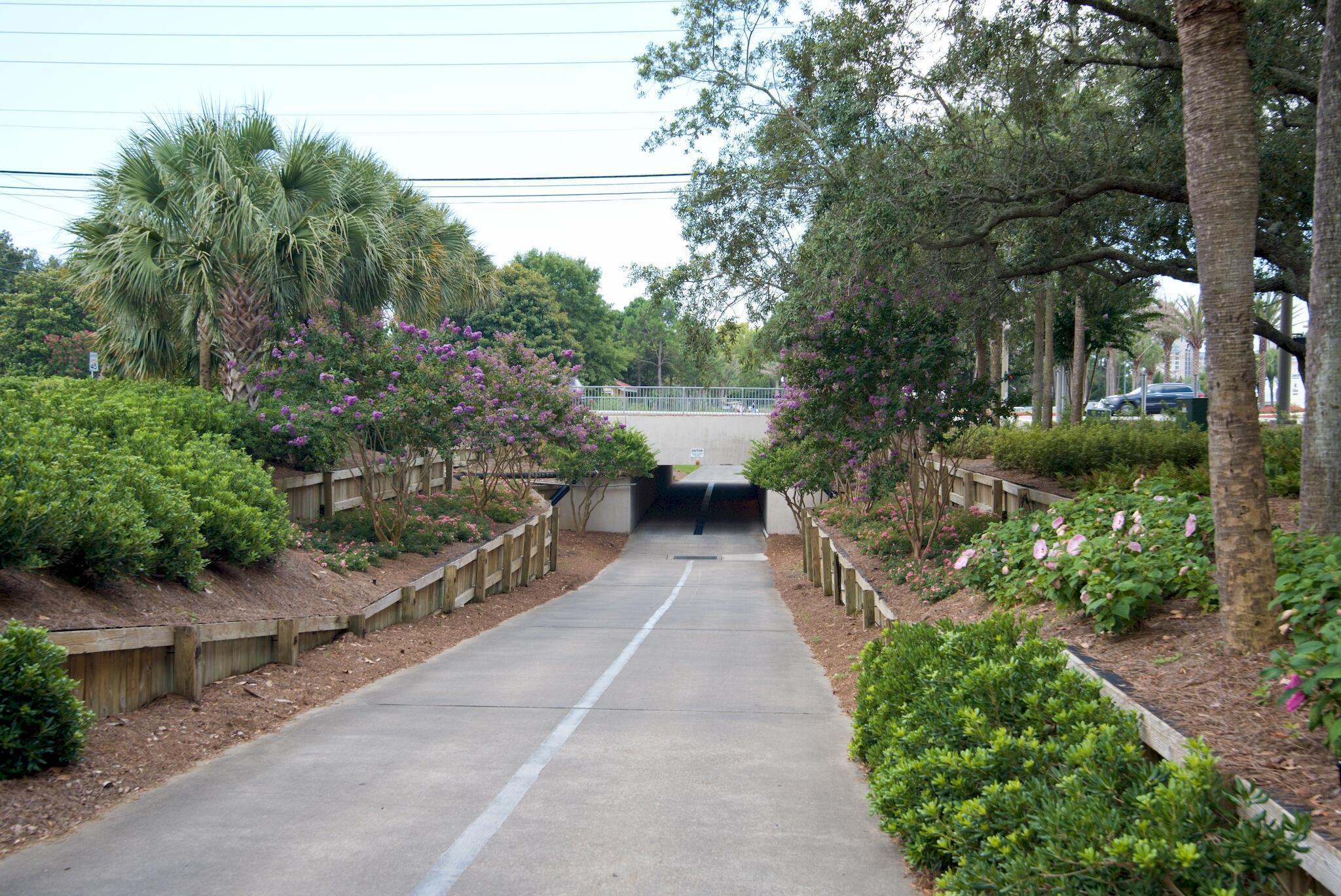 Sandestin Underpass