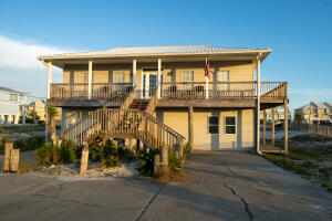 Location is Ideal for Beach Lovers and offers great views of the rolling dunes and intracoastal waterway/ sound