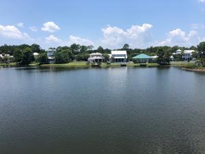 View of Crystal Lake