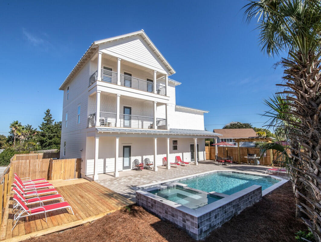 148 Norwood Drive, Miramar Beach, FL 32550