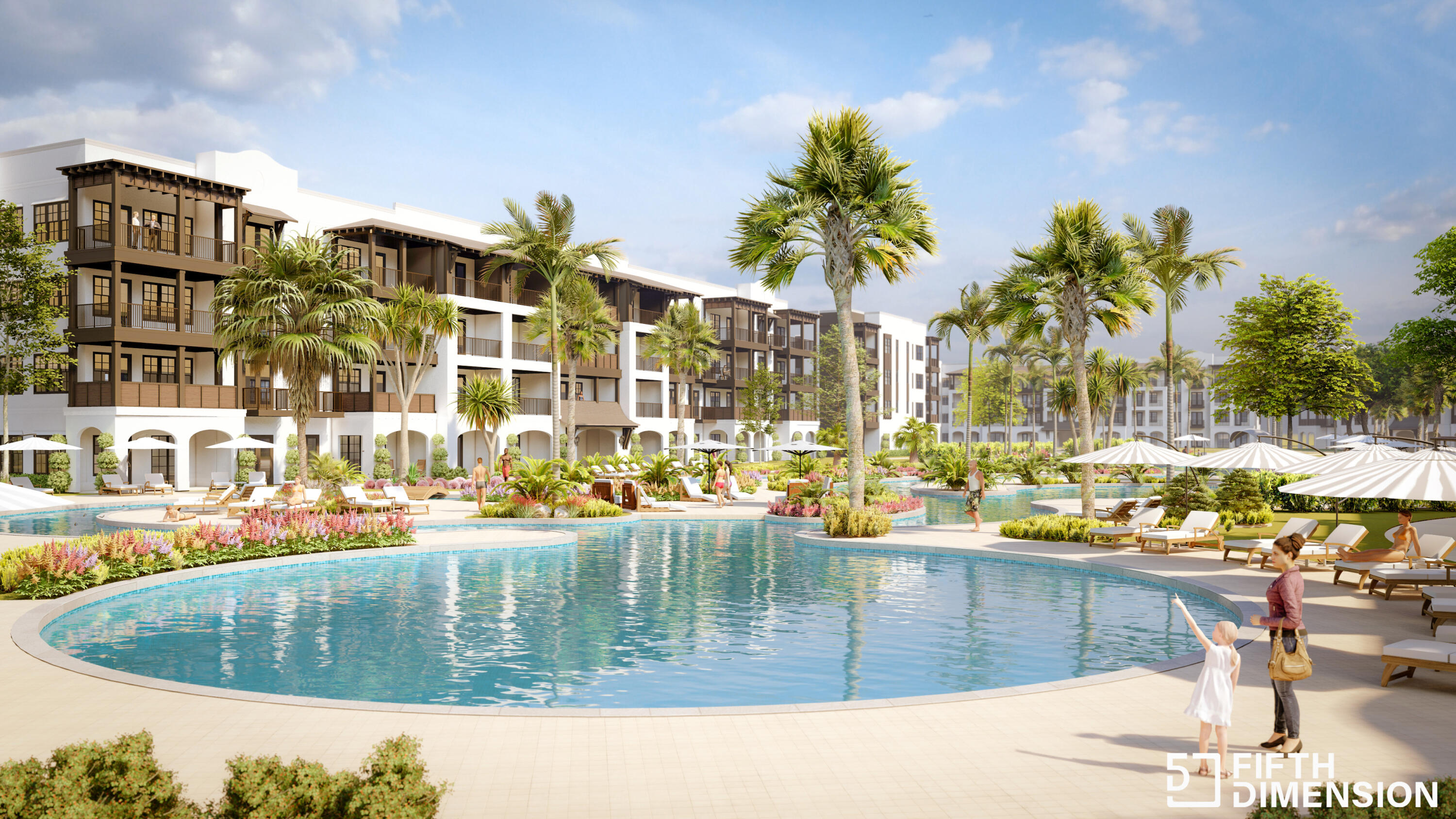 Introducing The Grove at Seascape, a gorgeous Mediterranean style resort that will be located within the popular Seascape Golf, Beach, & Tennis Resort in Miramar Beach.  Now is your opportunity to purchase these luxury one, two, three, and four bedroom pre-construction condominiums during the release of the first two buildings, the Holly and the Juniper.   The mid-rise four story condominiums will overlook the Aquatic Garden amenities featuring multiple pools including a relaxing lazy river, zero entry pool, and much more.  Order your seafood lunch and refreshing beverages with poolside delivery right to your lounge chair.