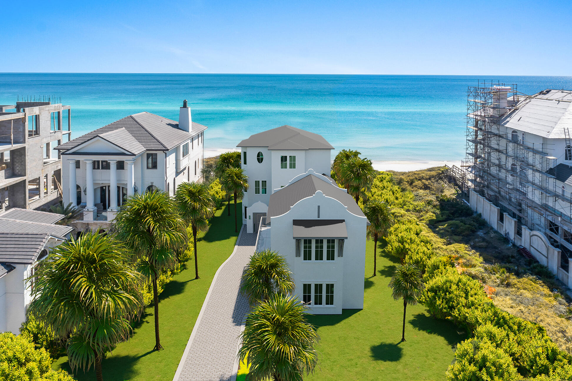 131 Paradise By The Sea Boulevard Lot 18 BLK A, Inlet Beach, FL 32461