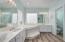 Primary En Suite Bath featuring Twin Vanities