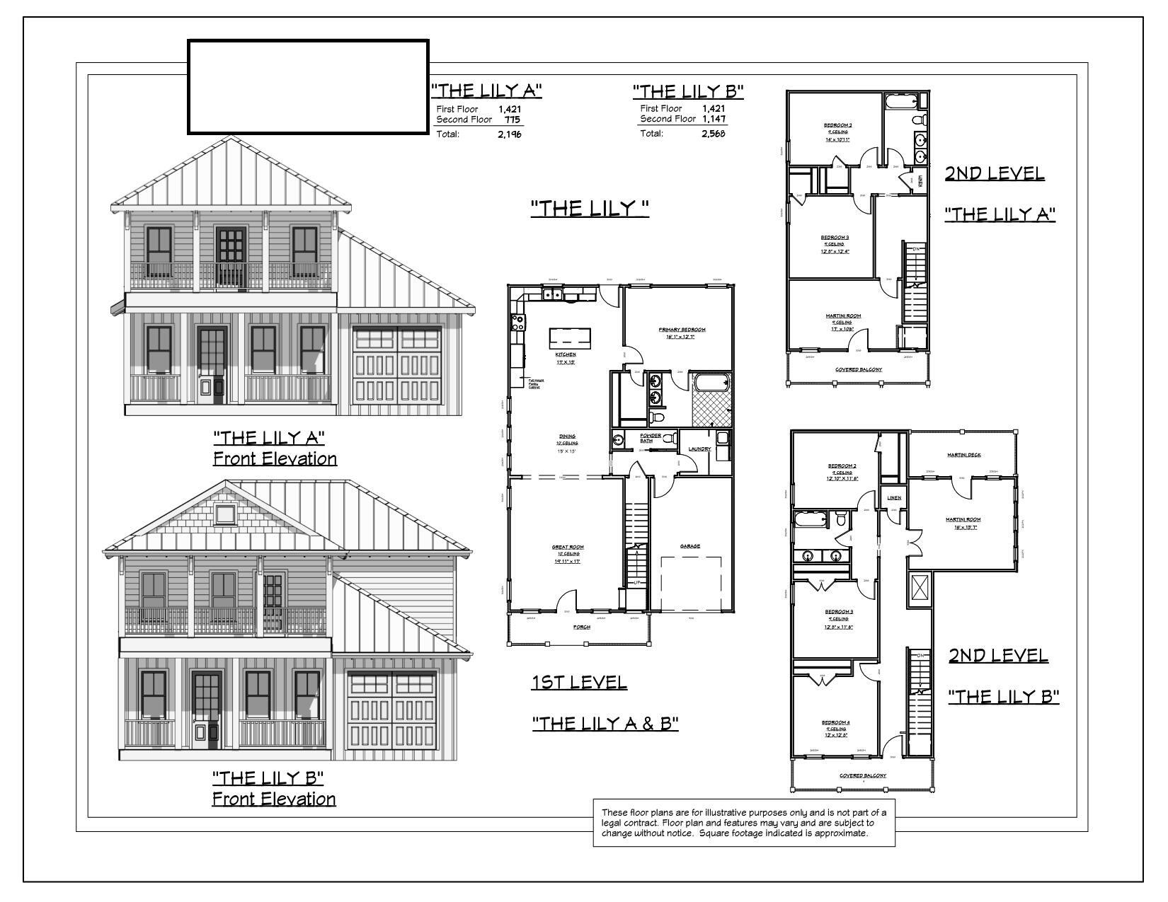 Bayview Estates is a New Community on the North side of Hwy 98 in the heart of Miramar Beach! This s