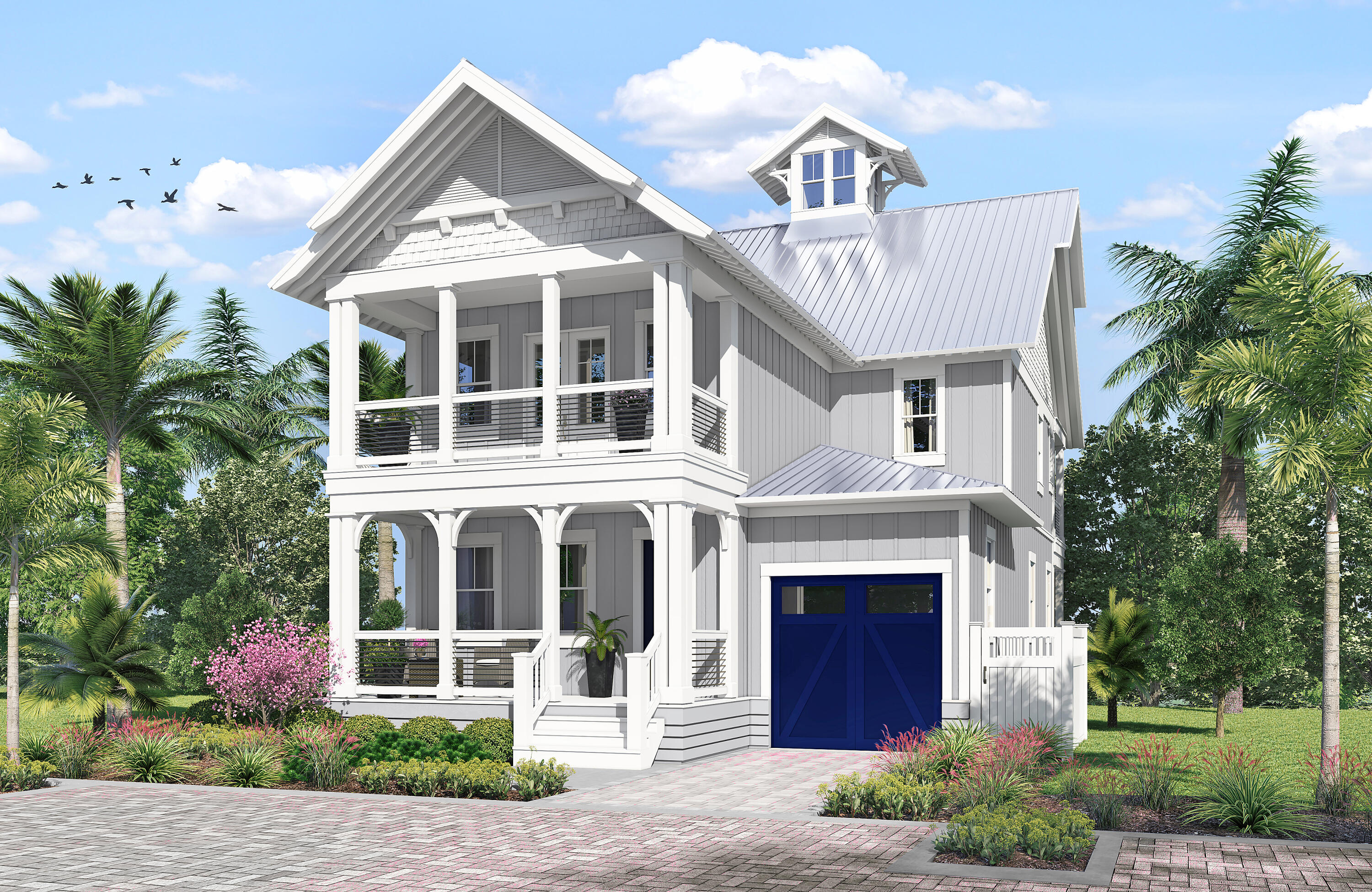 *** South of  30A ***. Over 3,000 sq ft of an Amazing Design by Archriscapes , Within Walking distan