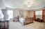 Oversized 2nd-Floor Master Suite