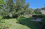 Large, Private Fenced Backyard with Mature Landscaping. Plenty of Room to Add Pool