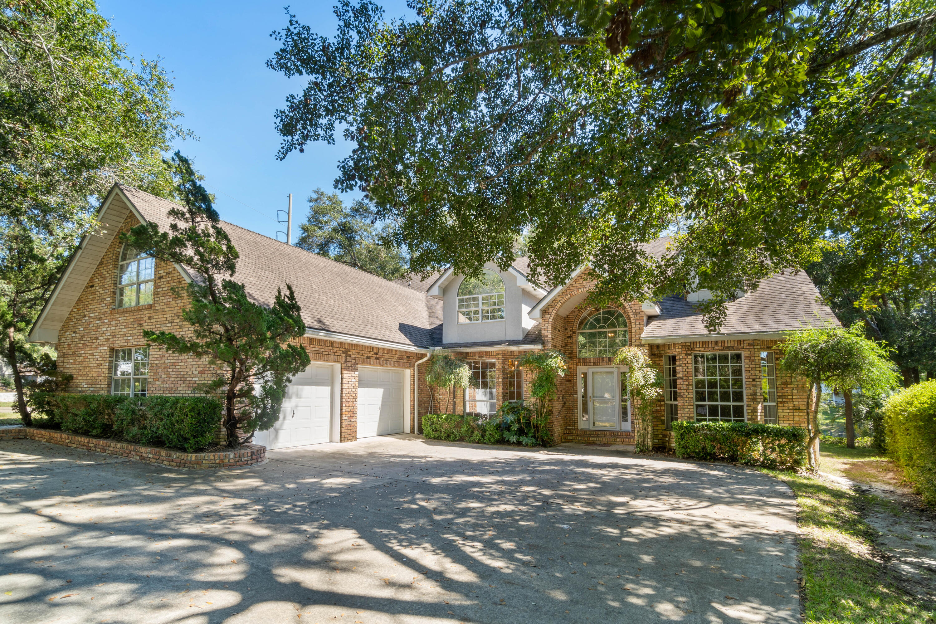 Finally! The home that floats your boat(s).  Big Beautiful canal-front home in sought after flood zo