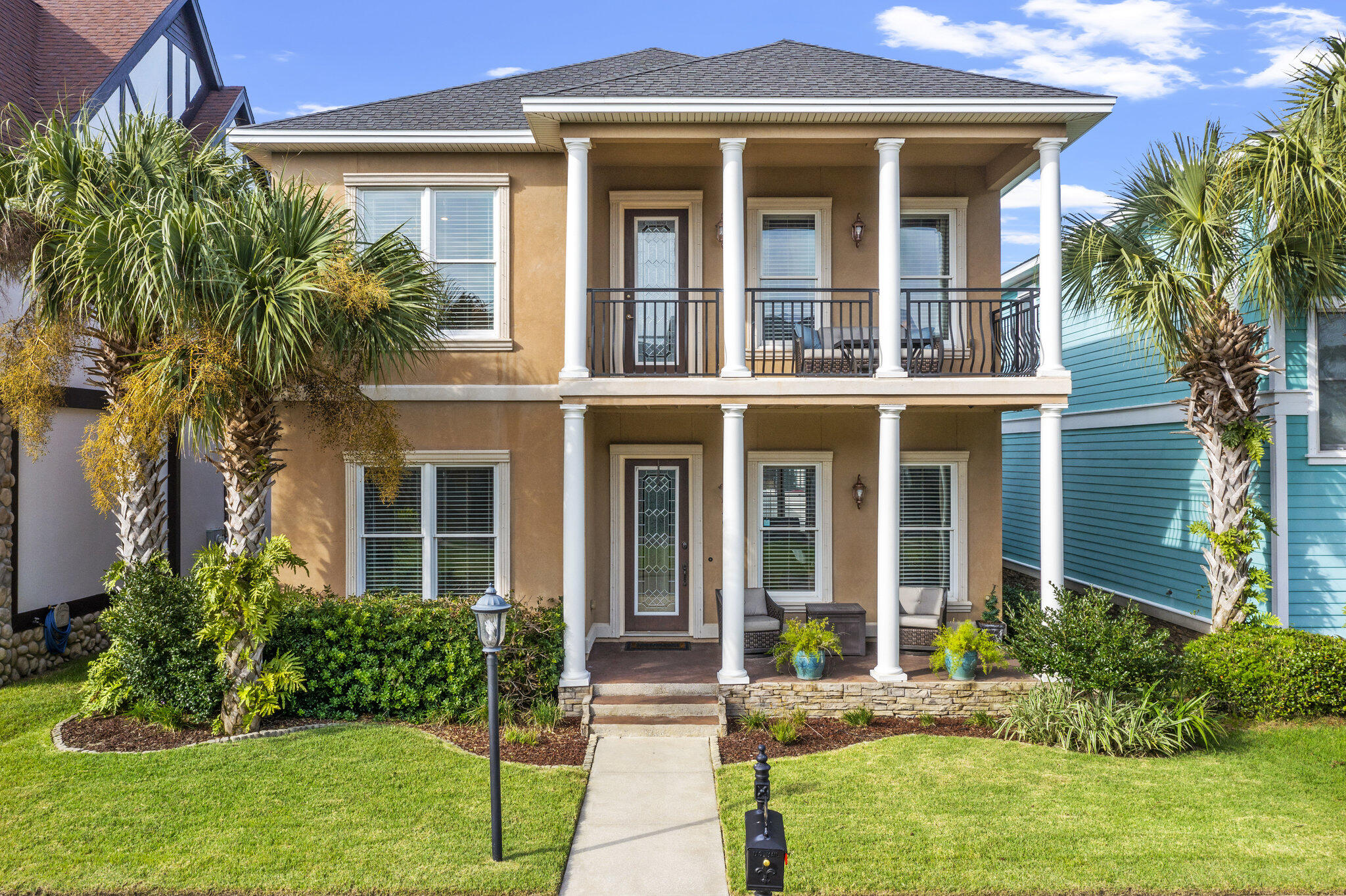 Welcome to 402 Savannah Park Way. This beautiful 4 bedroom, 4 bathroom craftsman home is located in