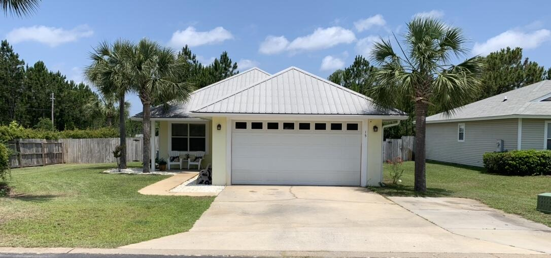 Ready for the 30A lifestyle? This beautiful one level patio home is exactly what you have been looki