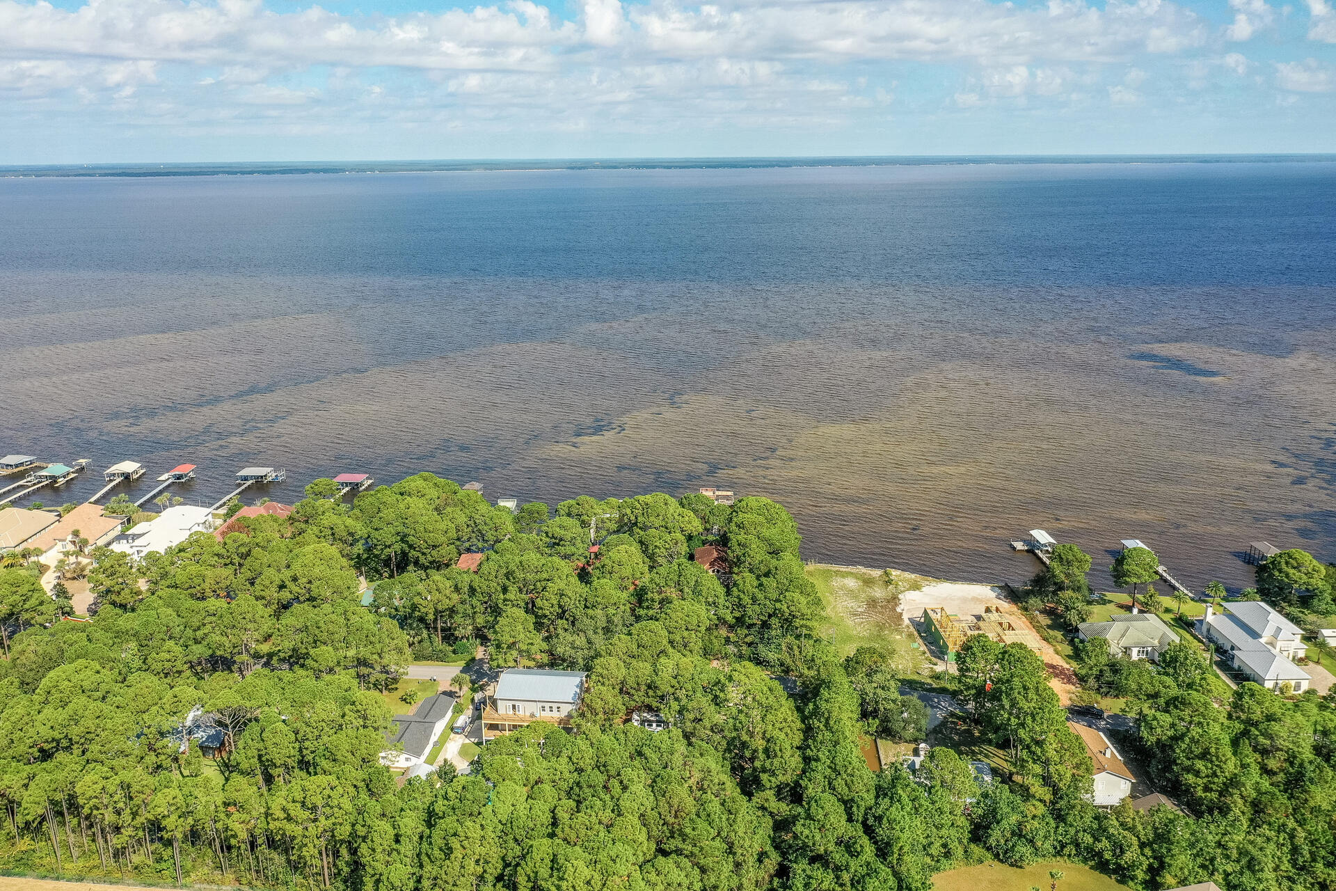 Large lot, conveniently located right in the heart of Miramar Beach.  Just a short walk to Legion Pa