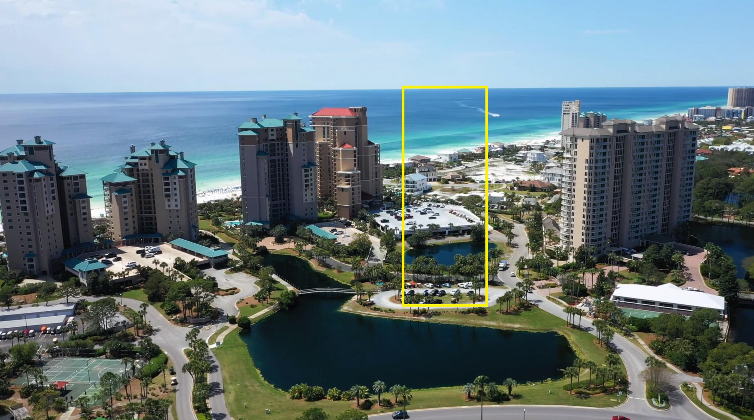 The Cascade at Sandestin is a luxury pre-construction opportunity for the discerning purchaser. Each