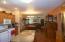 Expansive great room; granite countertops!