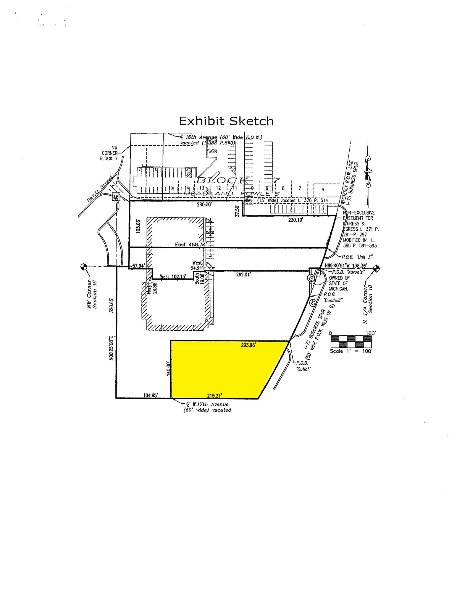 2510 Ashmun St Sault Ste Marie Mi 49783 Smith Company Real Estate Traffic Light State Diagram Commercial Land At Intersection Of 2 Major Highways With Easy Access To Highway 160 Ft Road Frontage