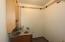 Kitchen or storage room
