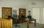 Den/Office in Loft Area