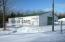 Building B used to store snowmobiles, ATVs, cars, boats, and other large items.