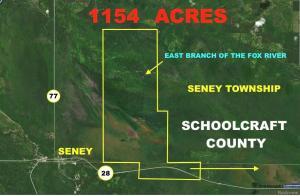 0 M-28, Seney, MI 49883