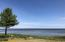 Calm waters on Lake Superior's Whitefish Bay