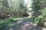 road into cabin