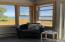 Spectacular windows and sliders for lake views from every room of the house