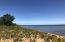 Spectacular, walkable beach; deepest lot in the market