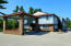 36-room motel at a VERY busy intersection. Large parking and porte cochere