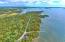 Aerial view looking East at Hessel Bay