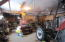 inside extra garage