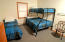 Cabin 6 bedroom 2