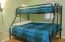 Cabin 1 2nd bedroom