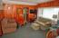 Cabin 1 Livingroom