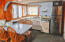 Cabin 1 Kitchen/dining