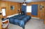 LODGE MAIN FLOOR BEDROOM 1
