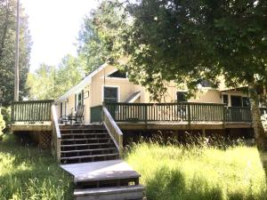 2045 S Hill Island RD, Cedarville, MI 49719