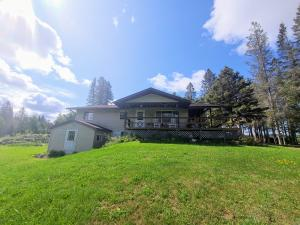 60-Acre Secluded & Private home w/barn, 2-car garage & semi-finished XL basement!