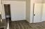 Second floor unit. Completely remodeled with updated flooring.