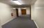 Hallway to second floor units.