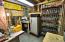 Second Garage Storage Area